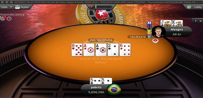 Menangkan Acara Utama SCOOP - Lex Veldhuis mencetak Rekor Poker Kedutan baru!