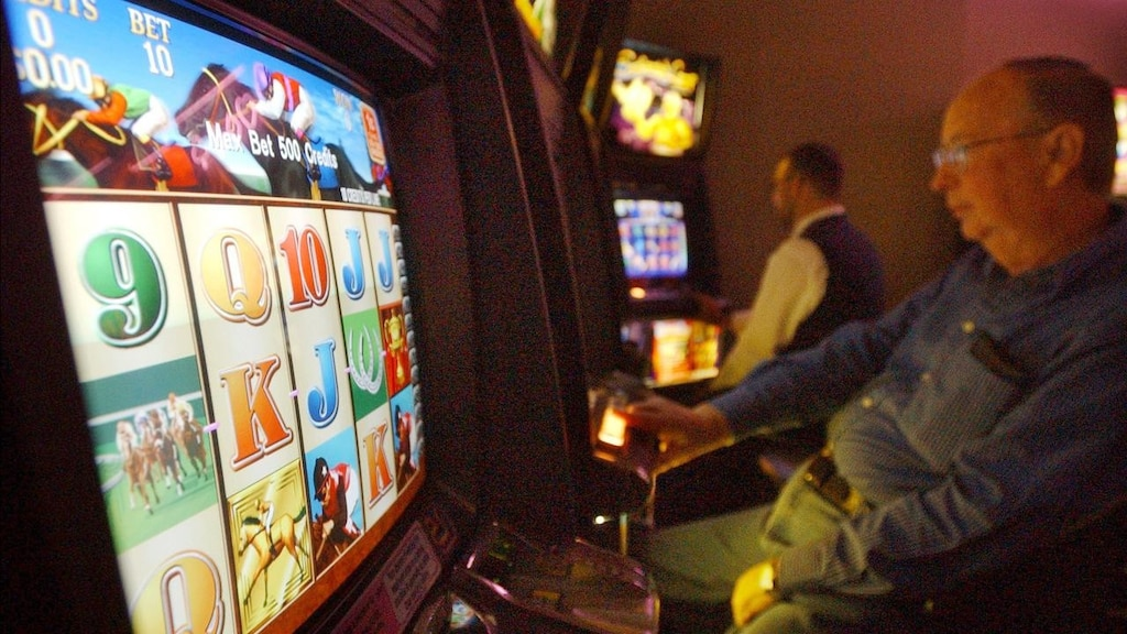 Negara bagian NSW pertama yang menyalakan mesin poker
