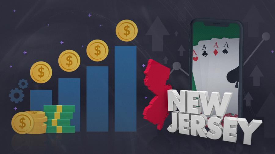Rekor Penghasilan Poker Online New Jersey — Mei 2020