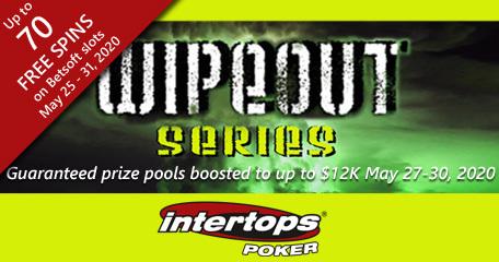 Seri Wipeout akan menampilkan kolam hadiah besar minggu ini