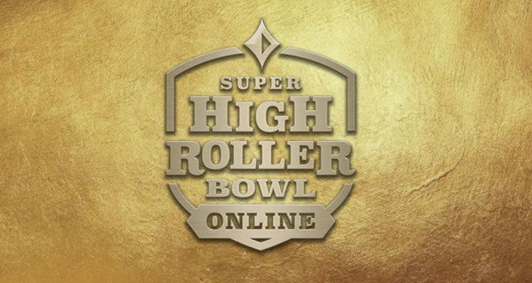 Super High Roller Bowl membuat lompatan ke online