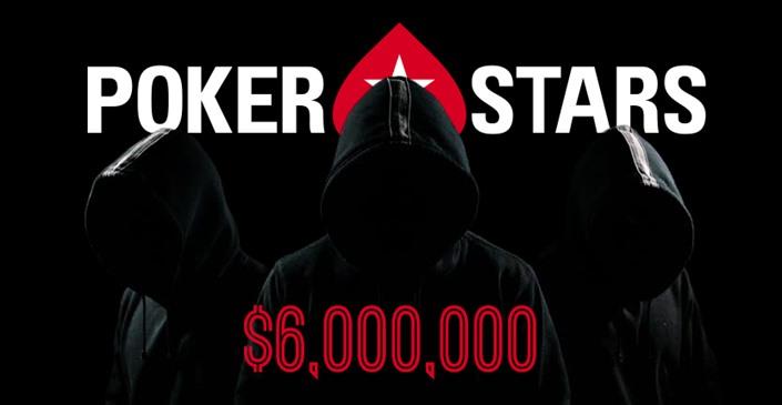 Para Pemain Poker Online Anonim Yang Menang $ 6.000.000