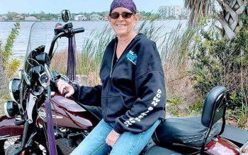 Pendiri Richard Phillips Down Biker Fund Membutuhkan Dukungan Komunitas - Poker Run