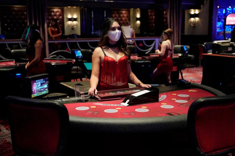 Sebagai Kasino Dibuka Kembali, Inilah Arti Persyaratan Pandemi Topeng Untuk Wajah Poker