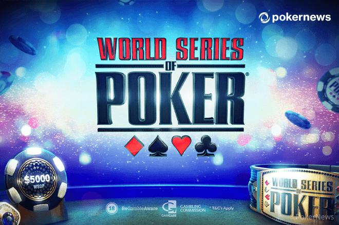 Dapatkan Tujuh Tiket GRATIS untuk Bermain Turnamen Uang Nyata di WSOP.com! | 2020 WSOP.com Acara Gelang Online