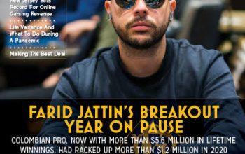 Edisi Terbaru Pemain Kartu Sekarang Tersedia: Majalah Poker Gratis