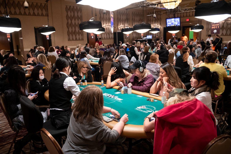 Hanya untuk Wanita? Buku Poker Terbaik oleh Wanita