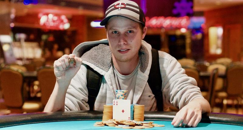 Ian 'APokerJoker2' Steinman Menang Seri Gelang Poker Seri Dunia Pertama Dalam Acara Pembekuan $ 400
