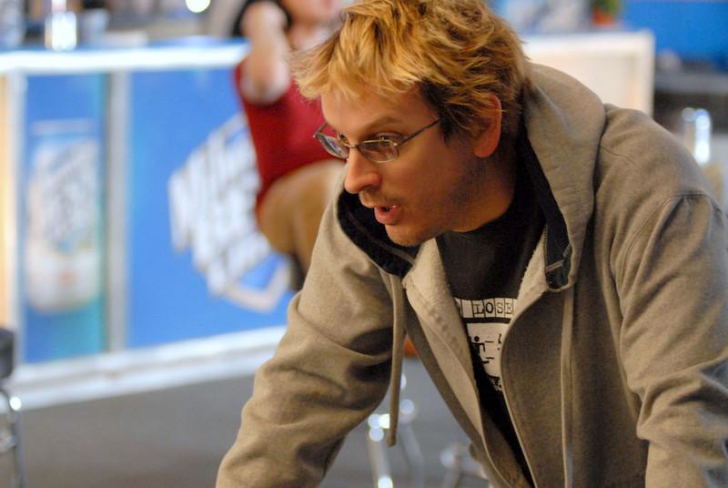 Phil Laak Can't Believe It, Rio 2006