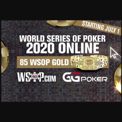 WSOP 2020 On-line Menyelesaikan Acara Poker On-line 20-26