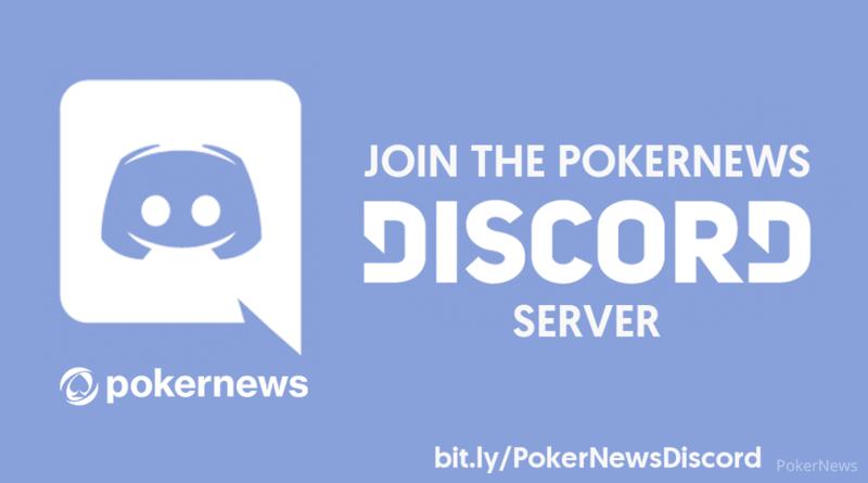 Bergabunglah dengan Server Discord PokerNews yang Baru Diluncurkan Hari Ini! | Acara Gelang Online GGPoker WSOP 2020