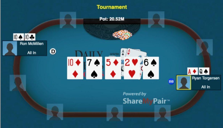 Peraturan Rumah: Ron 'MacDaddy15' McMillen menangkap gelang WSOP yang didambakan dalam acara poker online pertamanya - Olahraga - Milford Daily News