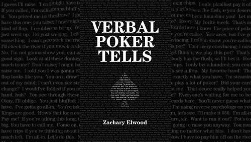 Poker in Print: Verbal Poker Tells (2014)