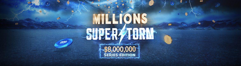 "888poker Millions Superstorm: ""Heroes333"" Memenangkan Dua Peristiwa dalam Dua Hari Terakhir"
