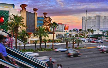 Kasino Las Vegas Strip Lain Dibuka Kembali Kamis