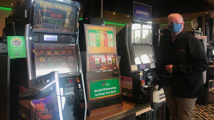 Taruhan judi adalah ketakutan berikutnya ketika mesin poker melakukan booting ulang setelah game COVID-19 ditutup