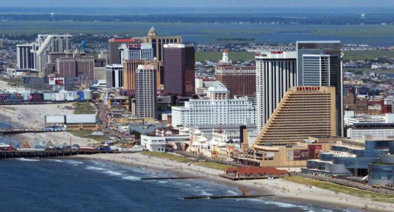 Pendapatan Gaming New Jersey Meningkat Berkat Perjudian Internet