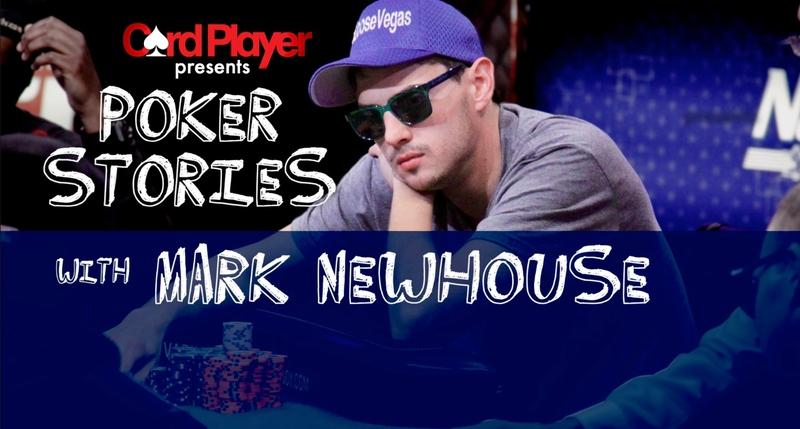 Podcast Cerita Poker: Mark Newhouse Berbicara tentang Ego dan Kembalinya