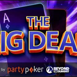 PartyPoker terikat dengan eSports dalam The Big Deal
