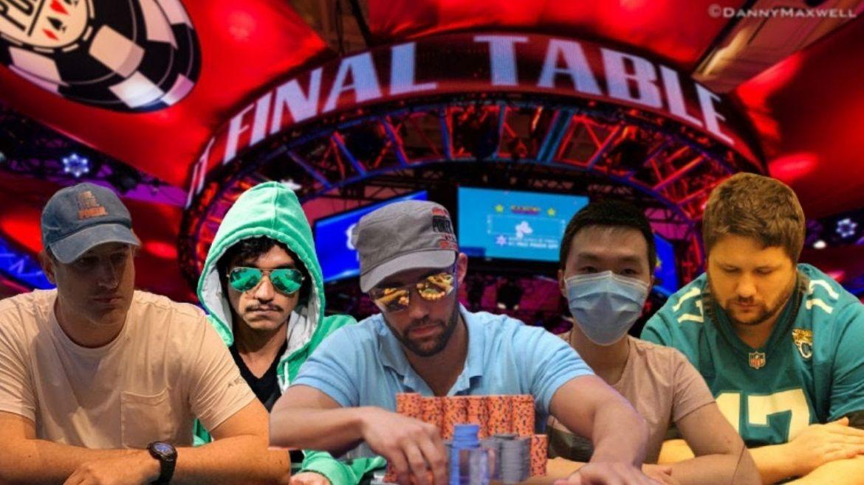 Pratinjau Tabel Final Pertandingan Utama Seri Dunia Poker 2020 | Video