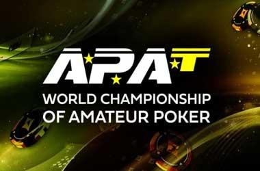 Kejuaraan Dunia Poker Amatir Dimulai Dengan Partypoker Dari 23 Jan