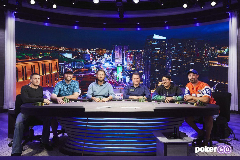 5 Tangan Besar dari Poker After Dark; Jonathan Little Memberi Kursi $ 5.000