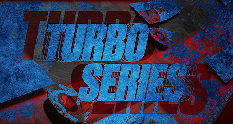 Ikut serta dalam 100+ turnamen poker online di PokerStars Turbo Series