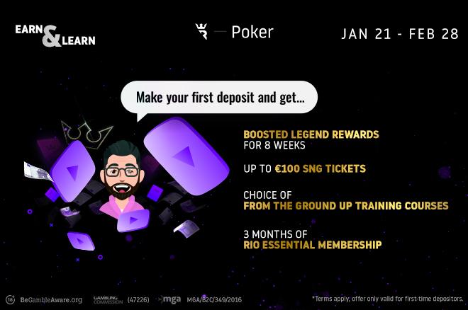 Kurang dari Satu Minggu Tersisa untuk Enhanced Run It Once Poker, Dapatkan & Pelajari Hadiah