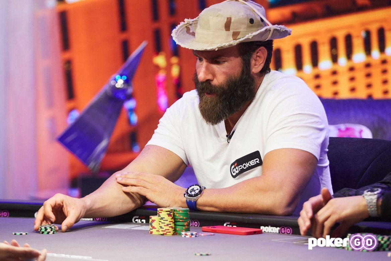 Dan Bilzerian Bintang di 'Poker After Dark' Terbaru