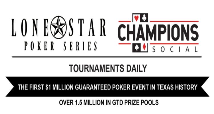 Ikut serta dalam seri poker mendatang di Champions Poker Club