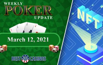 Poker Update Teks NFT