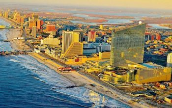 Pendapatan Kasino New Jersey Turun 80% Pada 2020