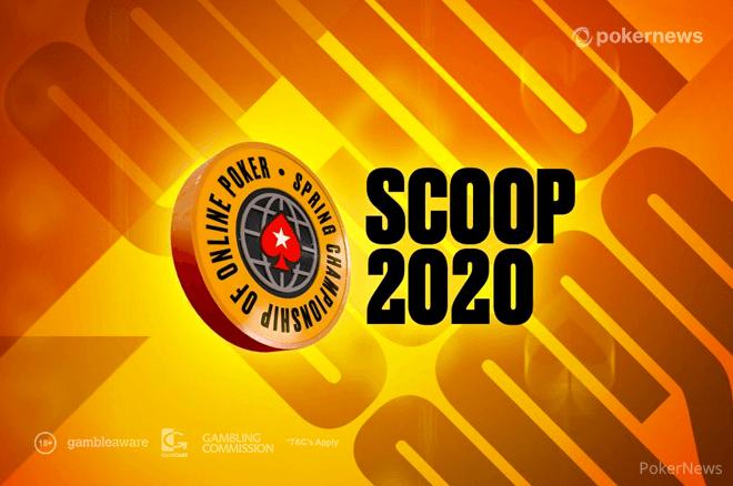 PokerStars 2020 Kejuaraan Semi Poker Online 96-M: $ 530 Acara Utama Peluang Kedua Dimulai pada 1 PM   PokerStars SCOOP 2020