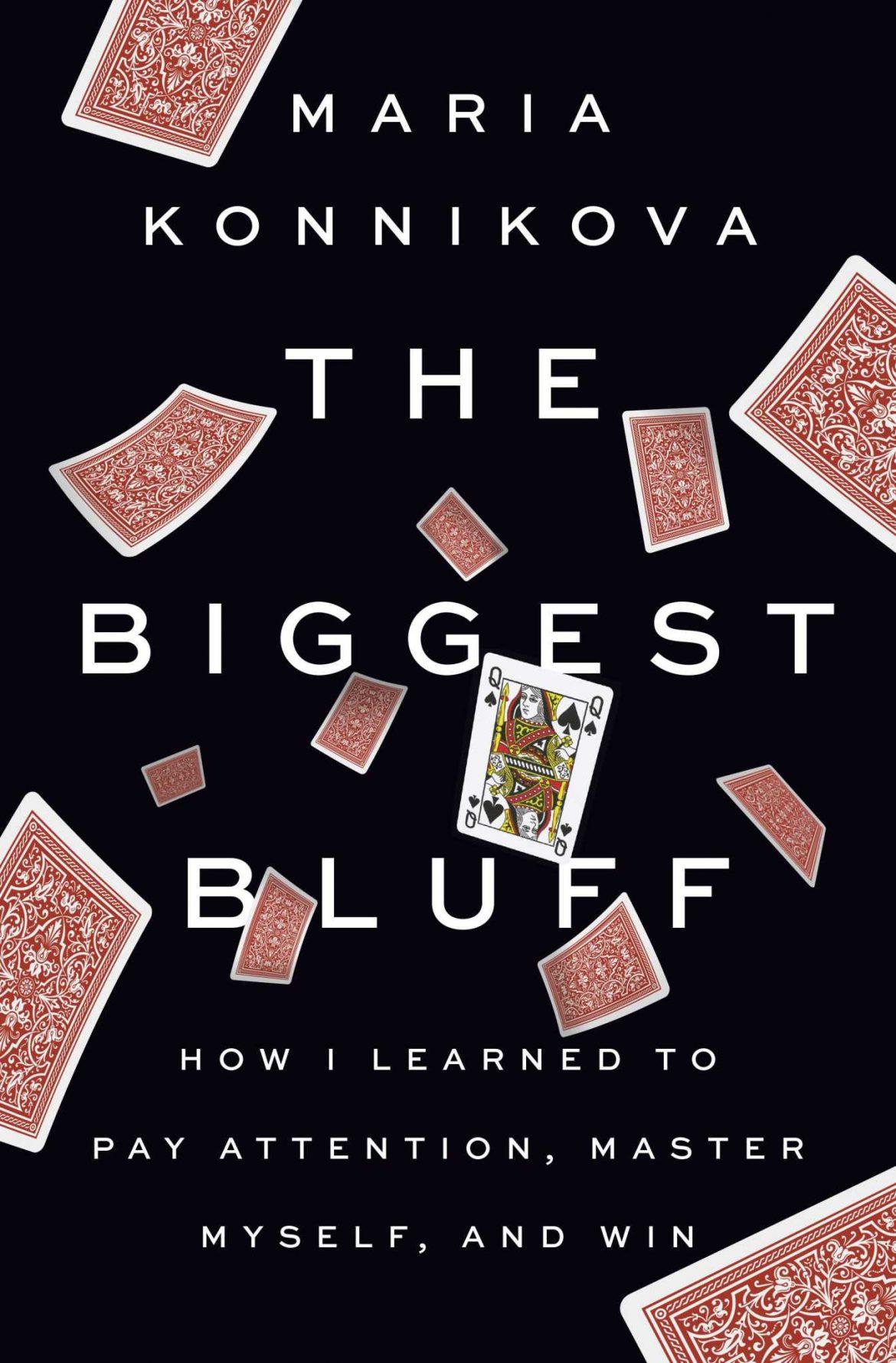 Dunia Buku: Seorang psikolog melakukan perjalanan spiritual - ke turnamen poker