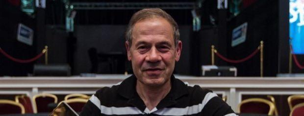 "Isai Scheinberg Dihukum Waktu Menjalani Penghakiman ""Black Friday"""
