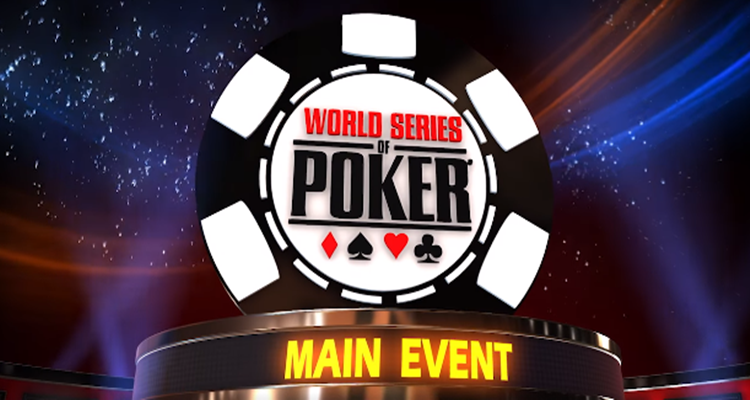 Hari 1A diakhiri di GGPoker untuk Acara Utama WSOP