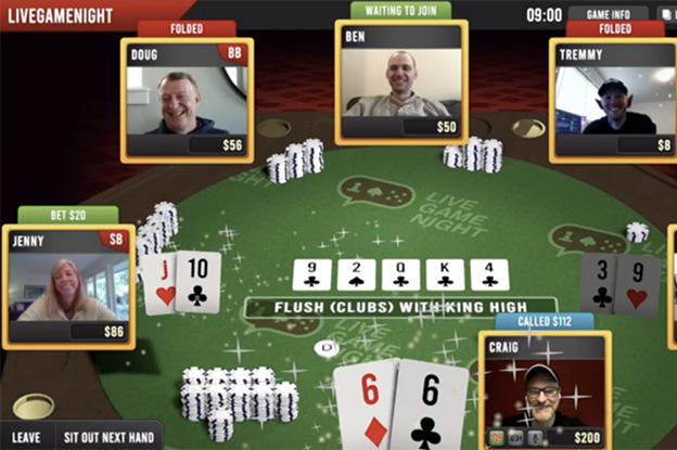 Memanggil semua Host! LGN Poker adalah Malam Poker Baru - Undang Teman Anda!