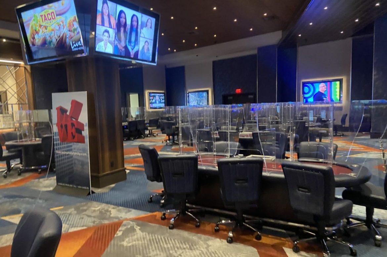 Kartu di Udara di Live Baru! Ruang Casino Philadelphia Poker