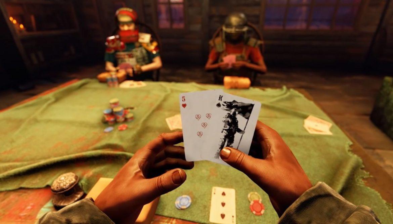 Kehilangan semua memo Anda di meja poker baru Rust