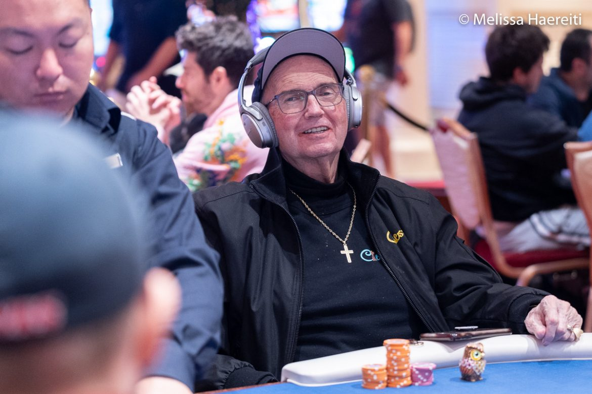 Hands of the Week: Poker Hall of Famer Rivers Royal Flush; Bicknell Bluffs It Off