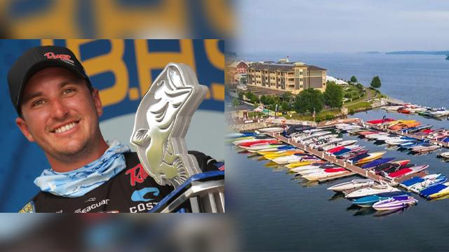 Poker Run, Bassmasters Elite Series akan tumpang tindih di Sungai St. Lawrence pada tahun 2022 | WWTI