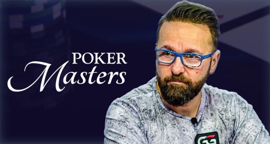Daniel Negreanu memenangkan acara Poker Masters di Las Vegas