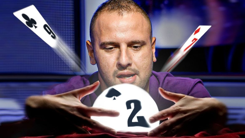 Pemain Poker yang Dapat Memanggil Kartu dengan SEMPURNA ️ PokerStars   Video